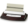 Personalized Desk Cardholder