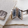 Monogrammed Photo Cuff Links