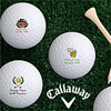 Personalized Logo Golf Balls