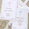 First Communion Invitations and Thank You Notes