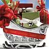Candy Sleigh Gift Basket