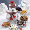 Polar Bear Cookie Towers from Mrs. Beasley