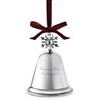 Personalized Christmas Bell Ornament