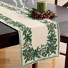 Christmas Table Cloths, Runners, Linens