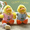 Personalized Easter Ducks