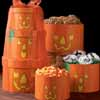 Mrs. Beasley's Halloween Gift Basket Tower