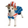Dog Costume for July Fourth