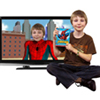 Personalized Childrens DVD - Spider-Man, Dora and more