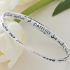 Language of Mom Bracelet