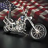 Franklin Mint Harley Davidson Models