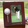Personalized Golf Frame