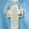 Personalized Ceramic Cross