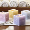 Scented candles and Accessories