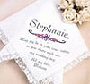 Personalized Handkerchief