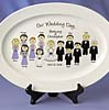 Wedding Party Platter