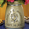 Personalized Wedding Pottery