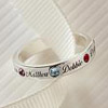 Birthstone Band